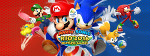 Mario And Sonic Rio Olympic Games 3DS