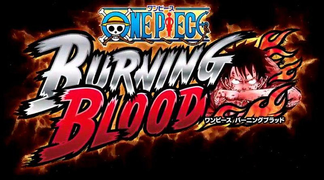 One Piece: Burning Blood Trailer