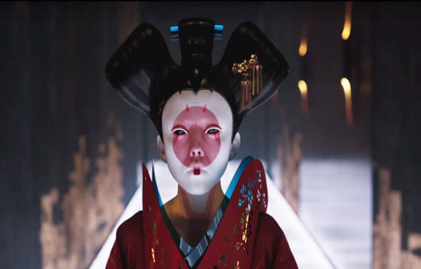 ghost in the shell movie japan