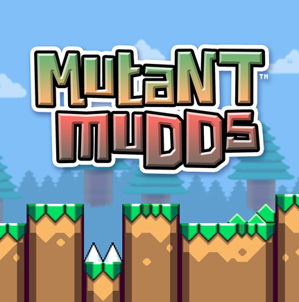 Mutant Mudds Nintendo Switch