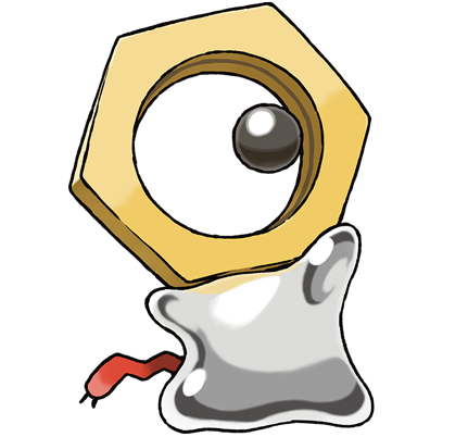 Pokemon Go Meltan