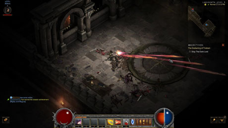 diablo ii darkeining of tristram