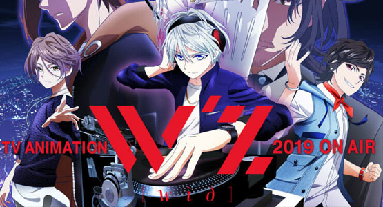 w'z gohands original tv anime