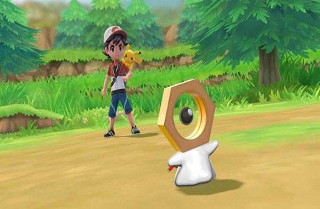 """Do Not Miss Out On """"Pokemon Go: Shiny Meltan"""" Monthly Exclusive"""