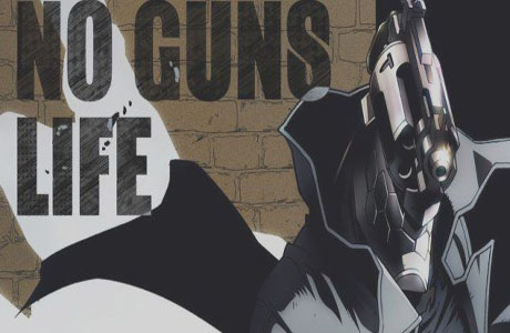 No Guns Life 1st Visual