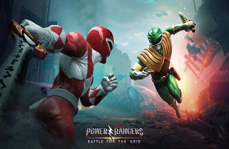 power rangers BFTG
