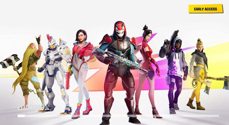 fornite season 9 skins and weapons