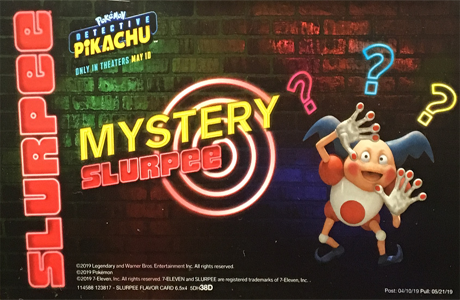 "Pikachu Guarantees You Will Love 7-Eleven's ""Mystery"" Slurpee"